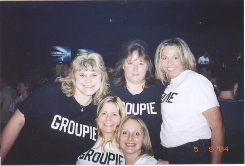 More Groupies!